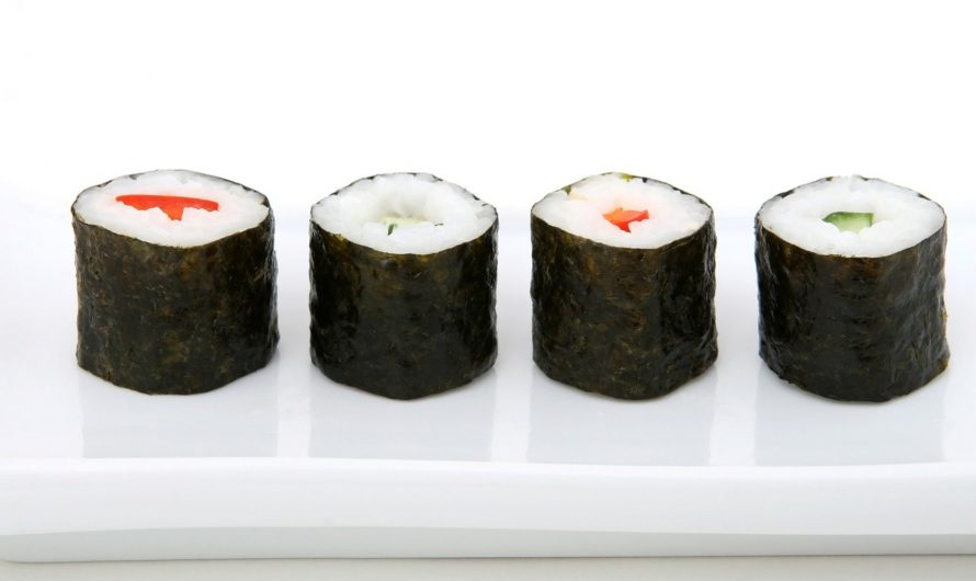 Les shushis font ils grossir et sont ils bons pour la santé?