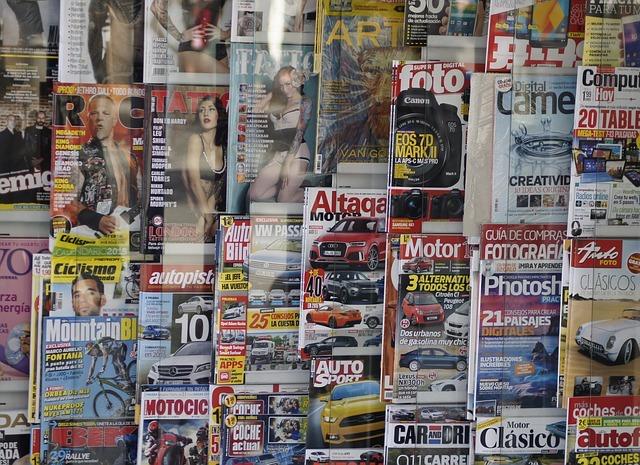 Magazines actualités