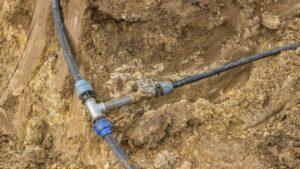 détecter une fuite d'eau enterrée
