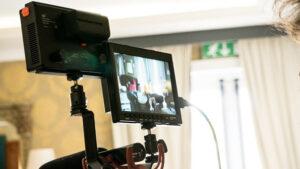 vidéo interview